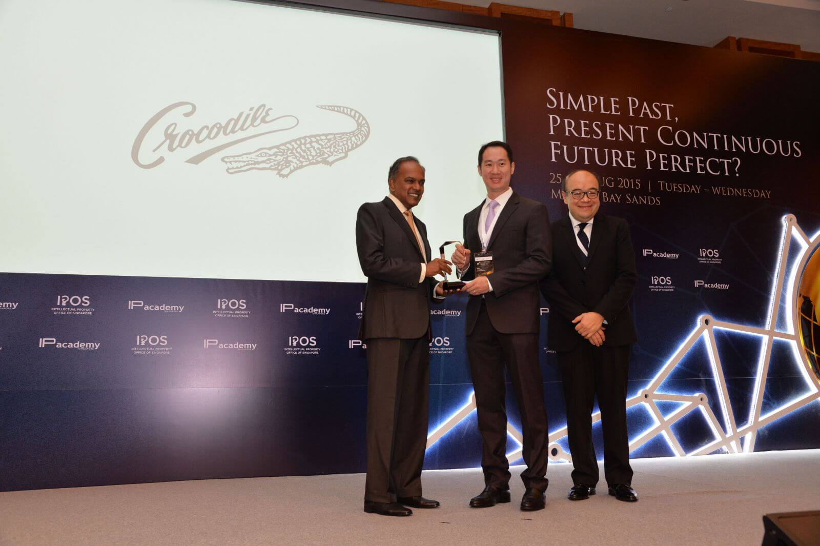 Winner of the IPOS SG50 Trade Marks Contest