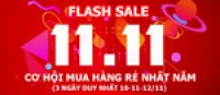 FLASH SALE 11.11